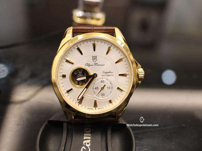 Olym Pianus OP9921-77AMK-GL-T Automatic Size 40mm