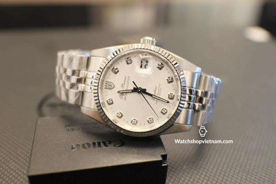 Olym Pianus OP89322AMS-T Automatic Size 37 mm