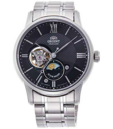 Orient Sun & Moon RA-AS0002B00B Automatic Size 42 mm
