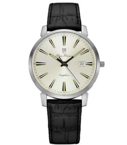 Olym Pianus OP130-03MS-GL Size 39 mm-Watchshopvietnam.com