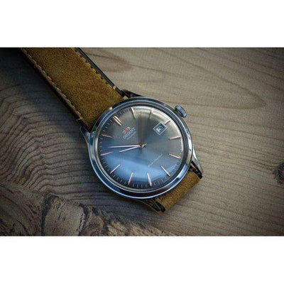 Đồng Hồ Orient FAC08003A0 Automatic Dây Da Size 42mm