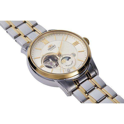 Đồng Hồ Orient RA-AS0001S00B Automatic Dây Thép Size 42 Mm