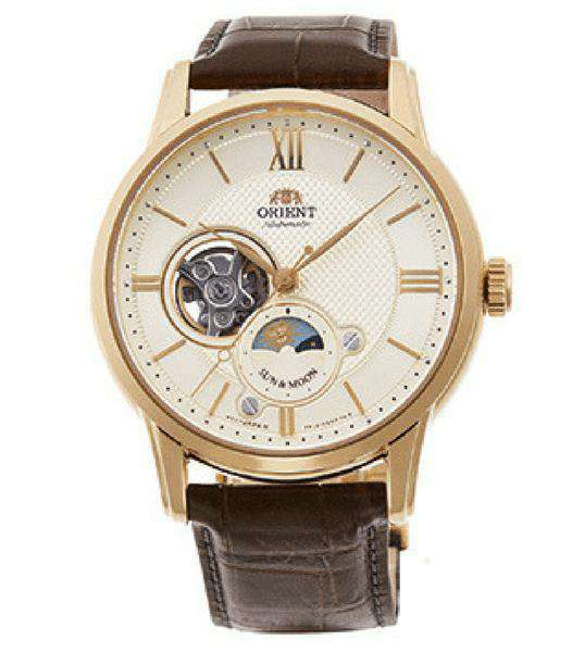 Orient Sun & Moon RA-AS0004S00B Automatic Size 42 mm