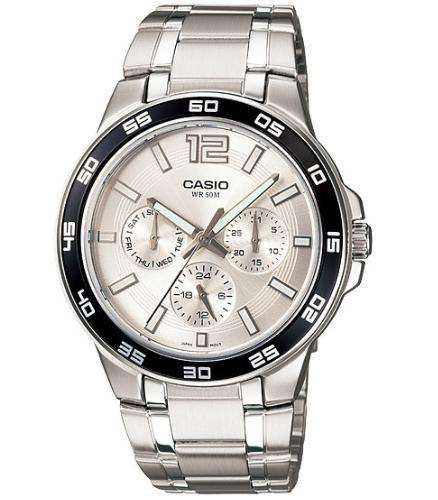 Casio MTP-1300D-7A1VDF Size 42mm