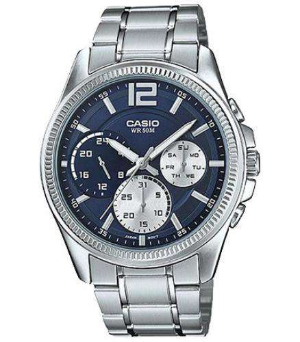 Casio MTP-E305D-2AVDF Size 42mm