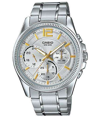 Casio MTP-E305D-7AVDF Size 42mm