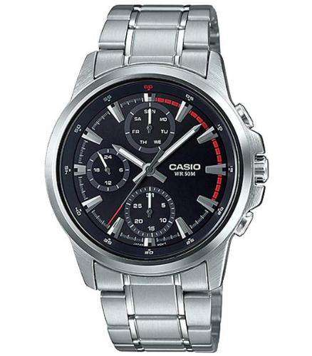 Casio MTP-E317D-1AVDF Size 43mm