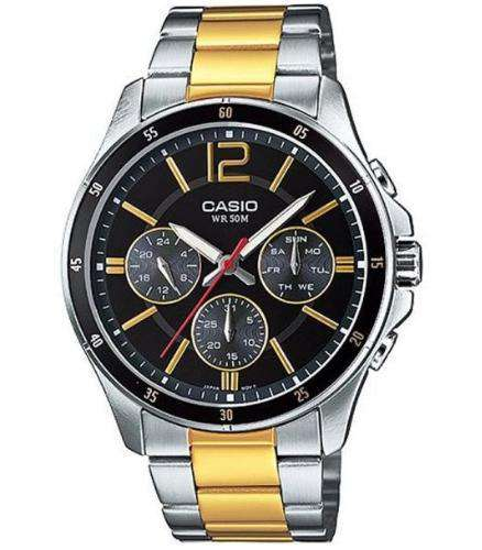 Casio MTP-1374SG-1AVDF Size 43mm