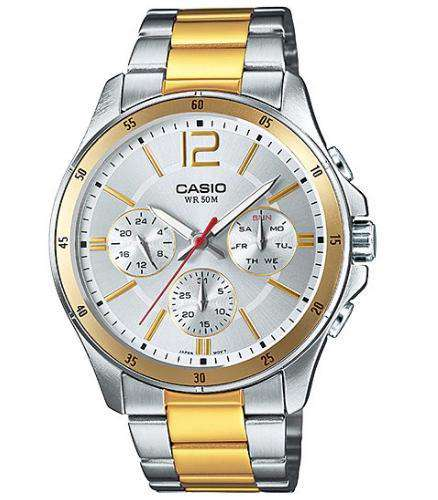 Casio MTP-1374SG-7AVDF Size 43mm