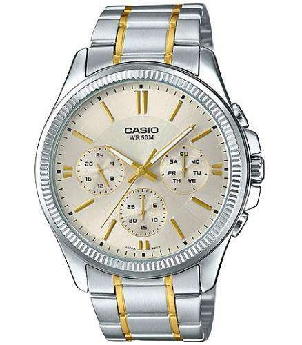 Casio MTP-1375SG-9AVDF Size 43mm