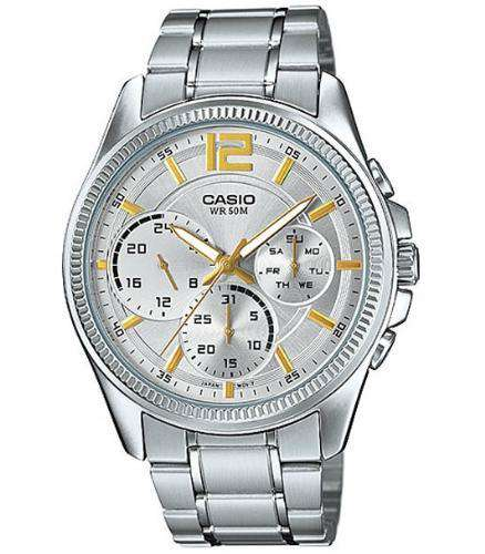 Casio MTP-E305SG-9AVDF Size 42mm