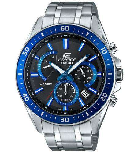 Casio EFR-552D-1A2VUDF Size 47mm