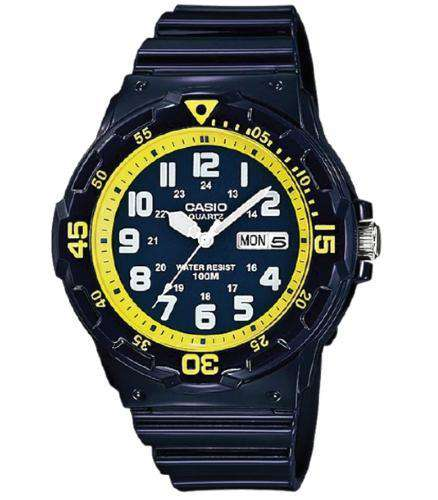 Casio MRW-200HC-2BVDF Size 44mm
