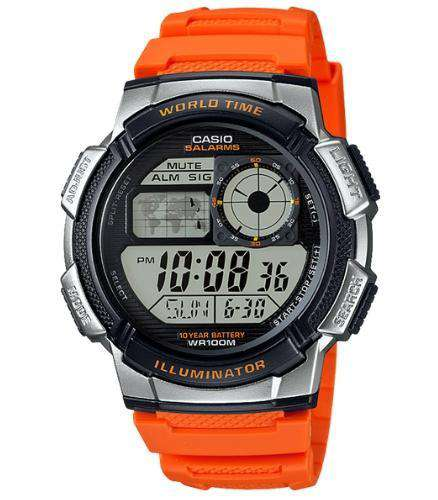 Casio AE-1000W-4BVDF Size 44mm