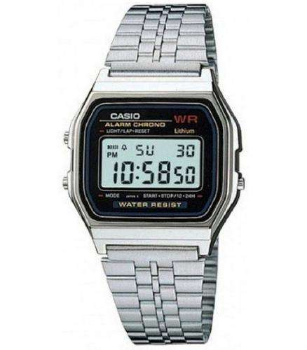 Casio A159WA-N1DF Size 39mm