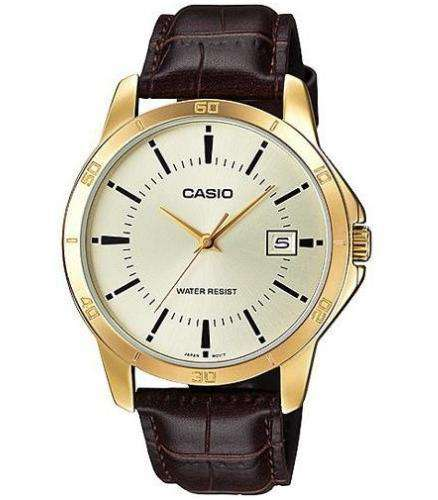 Casio MTP-V004GL-9AUDF Size 42mm