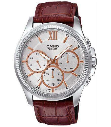 Casio MTP-E315L-7AVDF Size 42mm