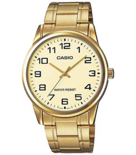 Casio MTP-V001G-9BUDF Size 40mm
