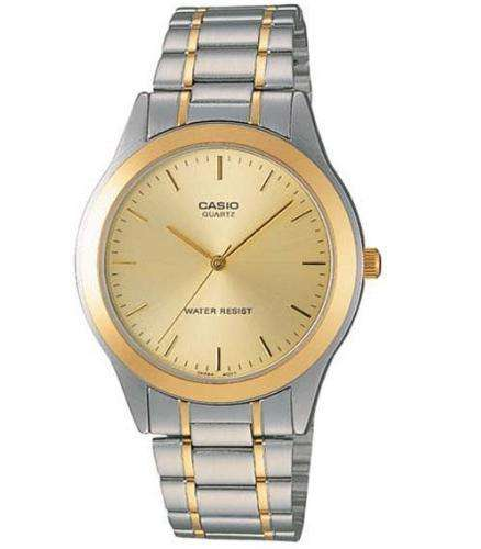 Casio MTP-1128G-9ARDF Size 37mm