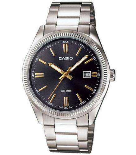 Casio MTP-1302D-1A2VDF Size 39mm