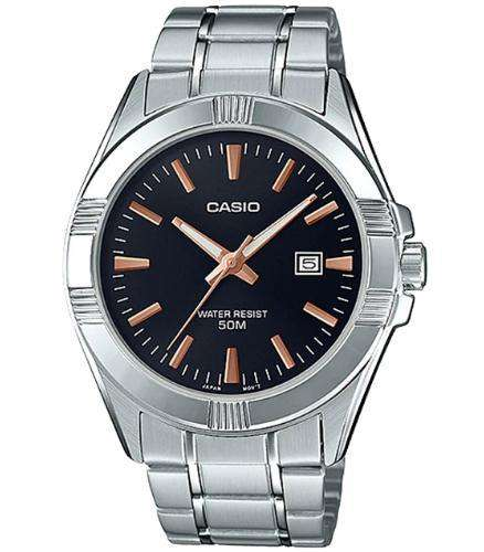 Casio MTP-1308D-1A2VDF Size 43mm