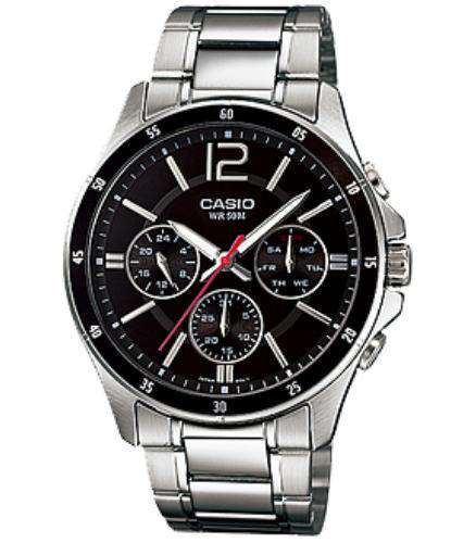 Casio MTP-1374D-1AVDF Size 43mm