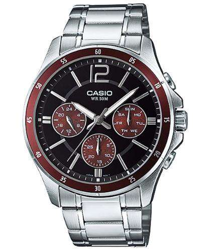 Casio MTP-1374D-5AVDF Size 43mm