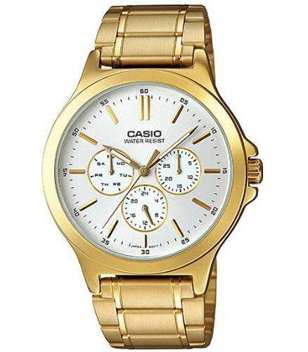 Casio MTP-V300G-7AUDF Size 38mm