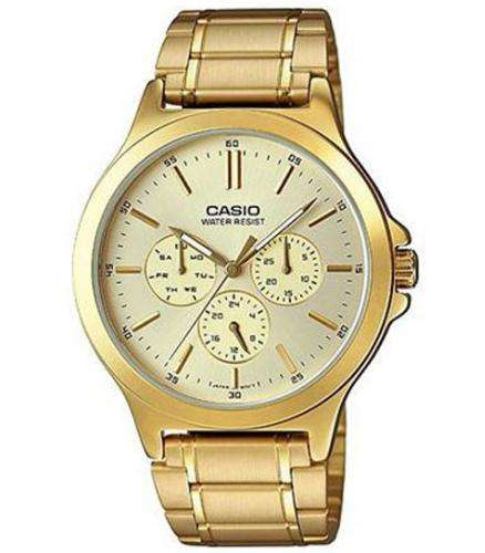 Casio MTP-V300G-9AUDF Size 38mm