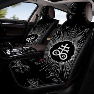 The Leviathan's Cross Car Seat Covers