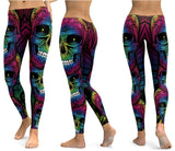 Skulls Leggings