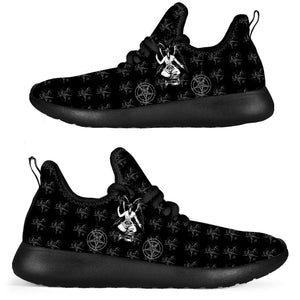 The Baphomet Satanic Sneakers