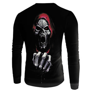 Slayer Skull Sweatshirt