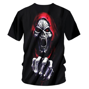 Slayer Skull T-Shirt