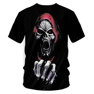 Slayer Skull V Neck