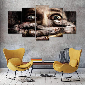 Herogameszone Rise of Nightmares Canvas Printed Wall Art Canvas Printed Wall Art
