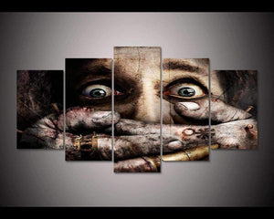 Herogameszone Rise of Nightmares Canvas Printed Wall Art Medium / No Frame Canvas Printed Wall Art