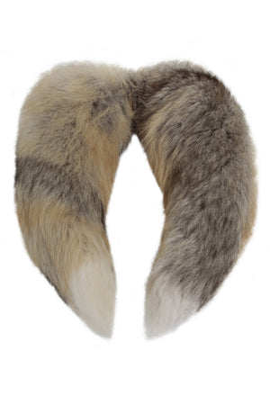 The Fox Tail Collar