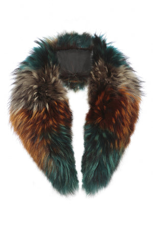 The Raccoon Fur Collar