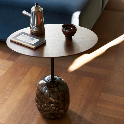 &traditon coffee and side tables