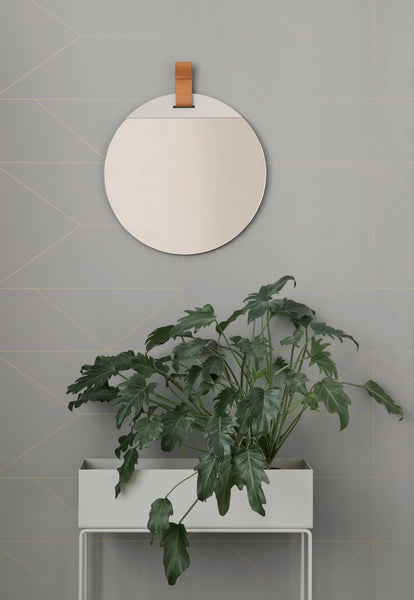 Enter Mirror-Large, HOME DECOR, FERM, - Fabrica