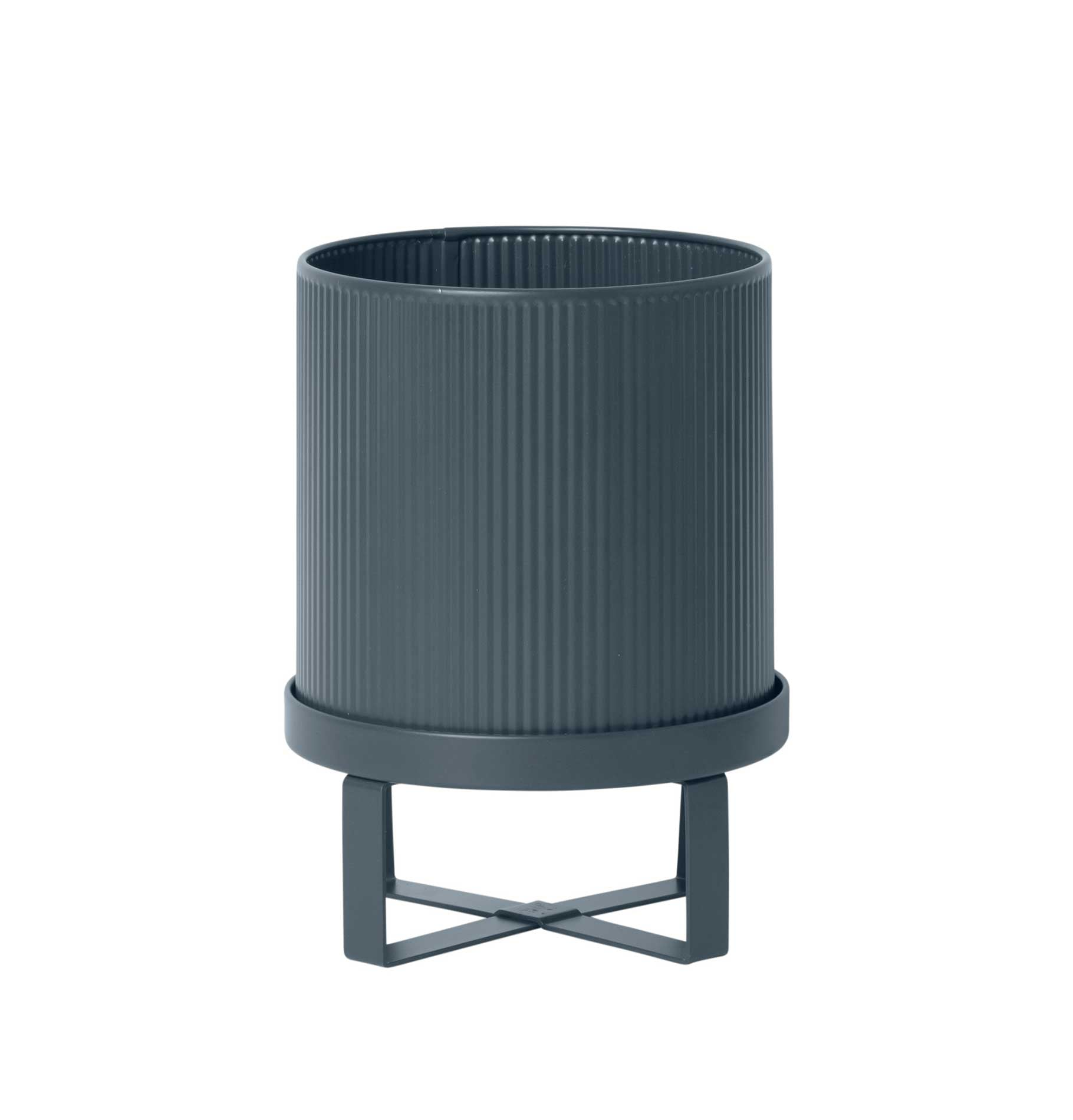 Plant Bau Pot - Dark Blue - Large