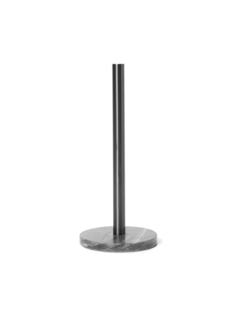 PAPER TOWEL HOLDER-BLACK BRASS