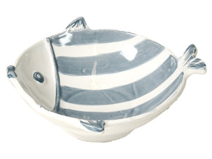 Marina Blu Avio Soup Bowl, HOME DECOR, VIRGINIA CASA, - Fabrica