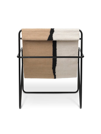 DESERT CHAIR- BLACK/SOIL