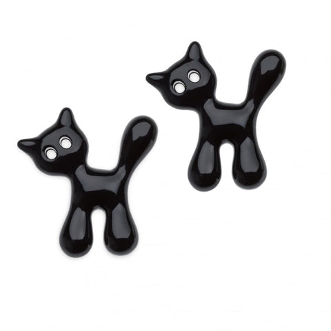 Miaou Magnet (set of 2), BASIC, KOZIOL, - Fabrica
