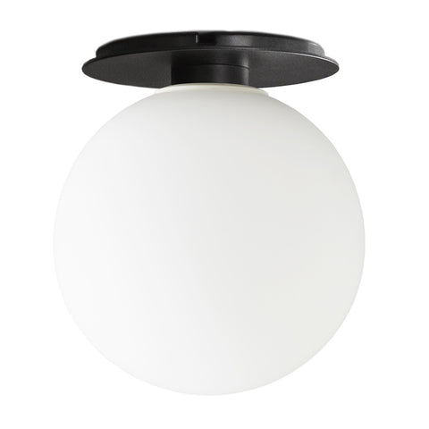 TR Bulb, Ceiling wall lamp, Black with Bulb, LIGHTING, MENU, - Fabrica