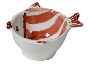 Marina Rosso Rodi Condiment Bowl, HOME DECOR, VIRGINIA CASA, - Fabrica