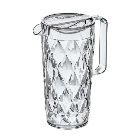 Crystal Pitcher In Transparent, KITCHENWARE, KOZIOL, - Fabrica