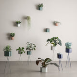 Plant Stand - Black - High, HOME DECOR, FERM, - Fabrica